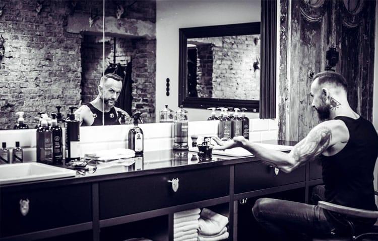 парикмахерская барбершоп