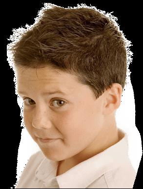 Стрижка для мальчика Бобрик в Детской парикмахерской Я в Москве