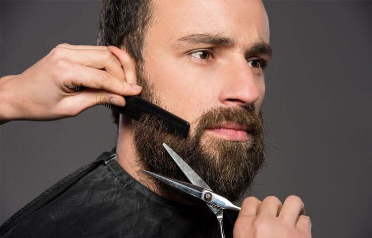 Зачем парикмахерская стрижка бороды