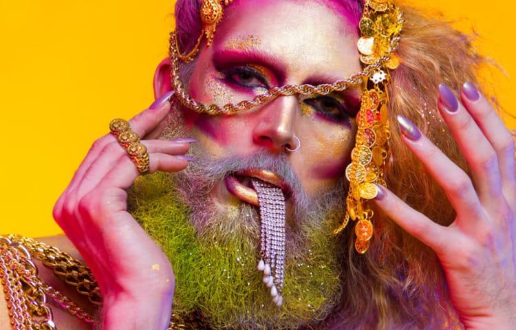 """Борода для фрика. Барбершоп или мужская парикмахерская """"Я"""" в Москве. Детский барбершоп."""