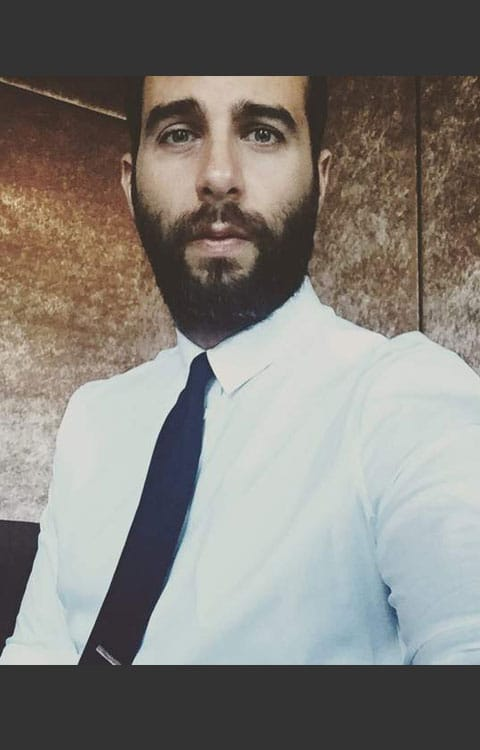 борода и звезды