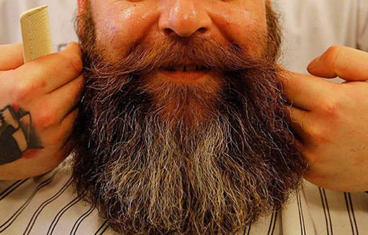 Камуфляж бороды на Тульской и на проспекте Мира