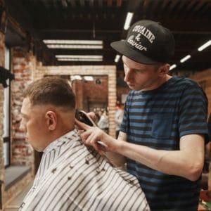 """Мужская-парикмахерская: Барбершоп """"Я"""" в Москве"""