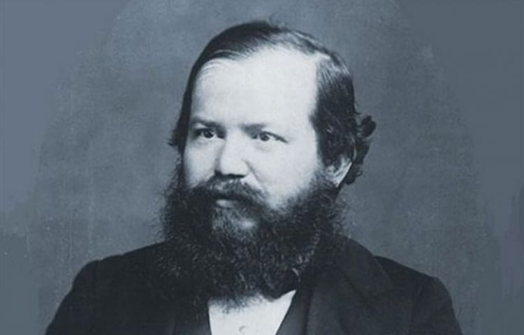 Бородатый шахматист