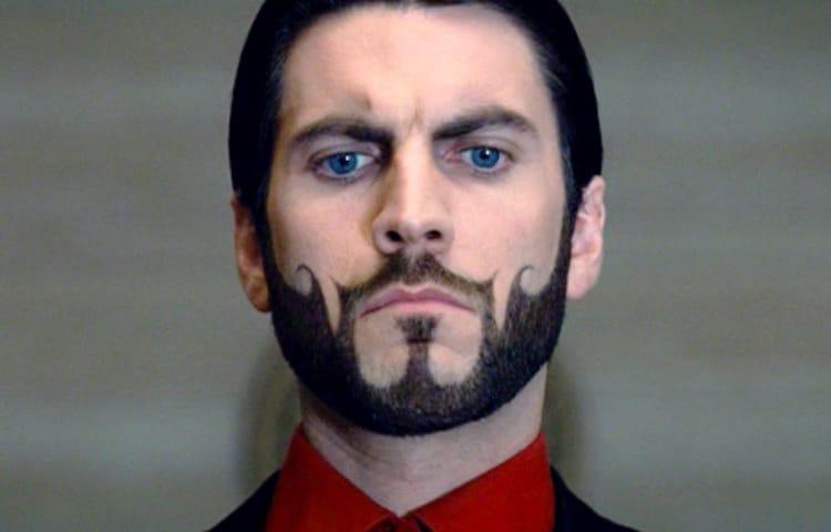 необычные бороды