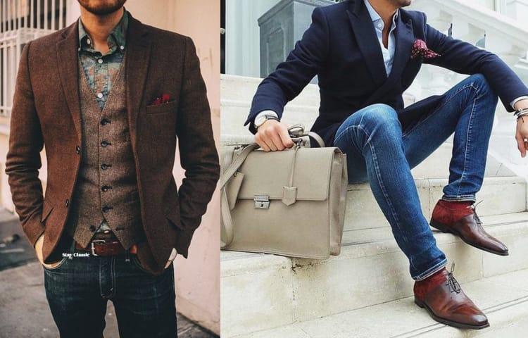 как выбрать мужские джинсы