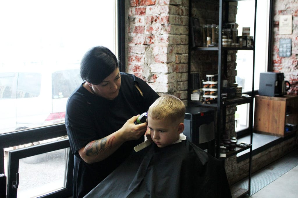 Подстричься в барбершопе Москвы на проспекте Мира