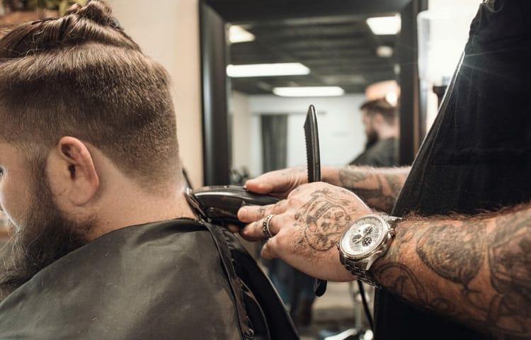 Барбершоп или мужская парикмахерская в Москве