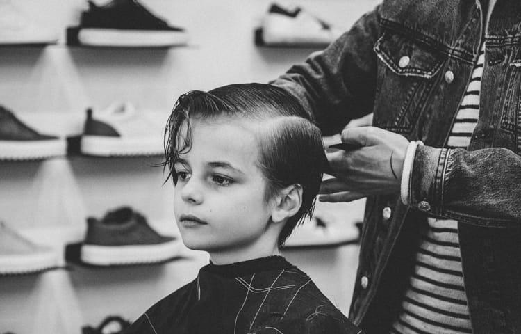 Детская парикмахерская для мальчиков в Москве