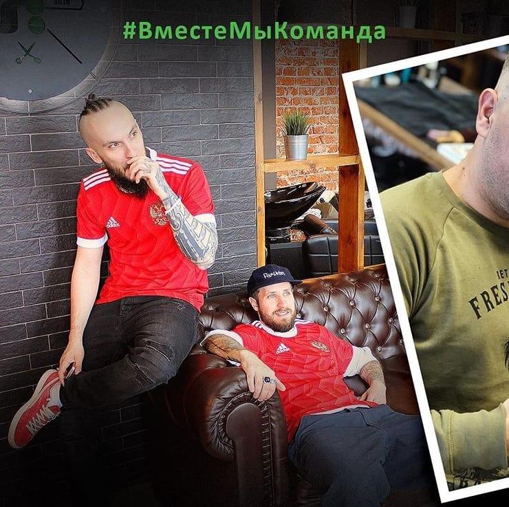 Бабрершоп Я в Москве на Рижской