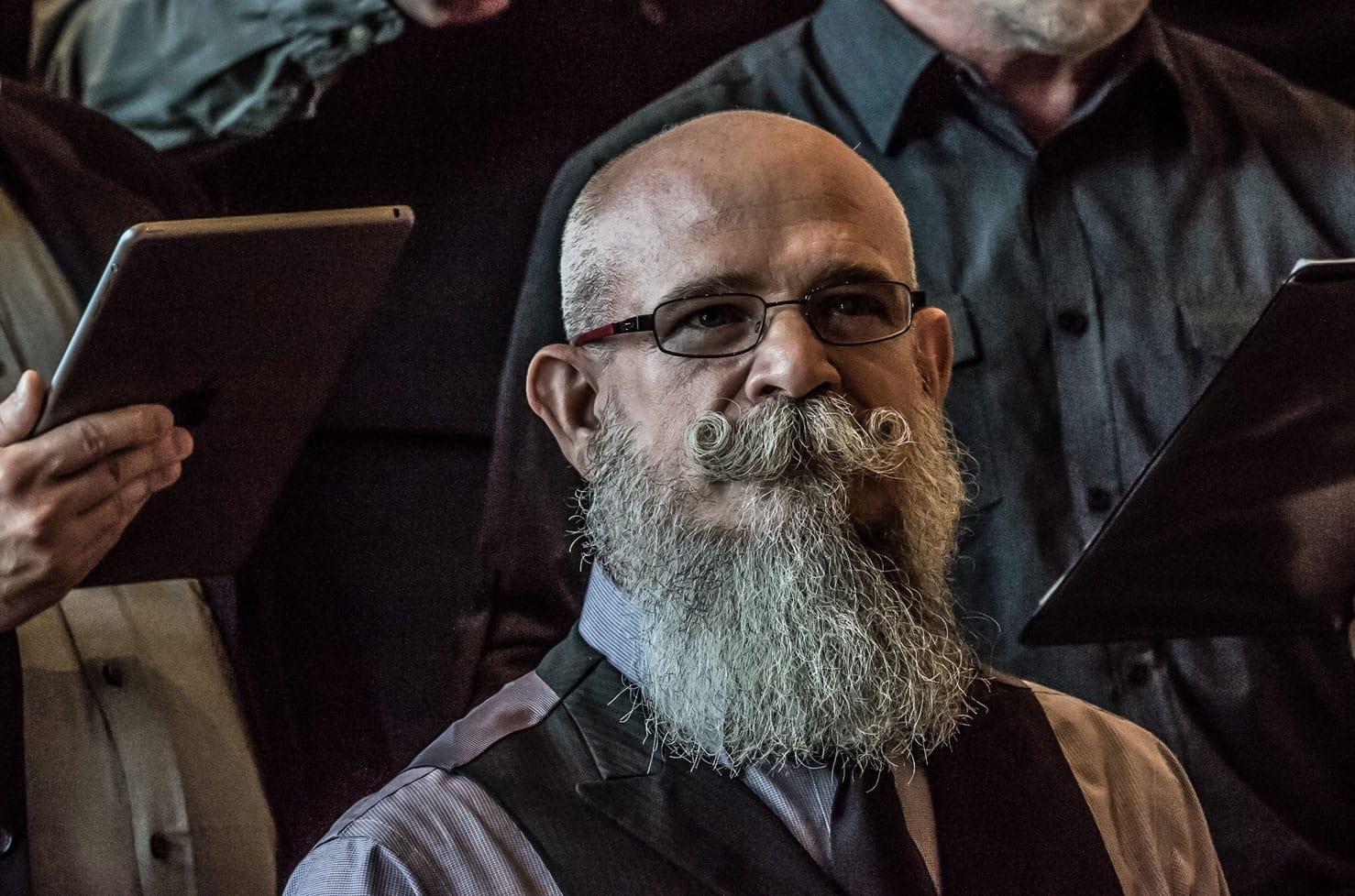 Оформление бороды VIP уровня за 1490 рублей