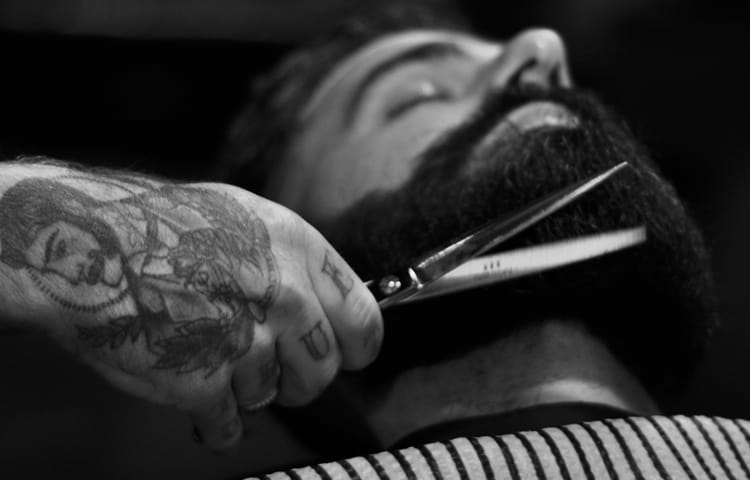 Советы женам или куда отправить мужа на стрижку бороды?