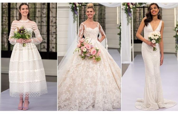 Модные стили свадебных платьев - Свадебное платье или тур в Турцию?