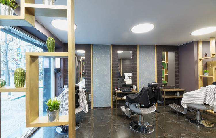 Барбершоп «Я» - лучшая парикмахерская в центре Москвы!