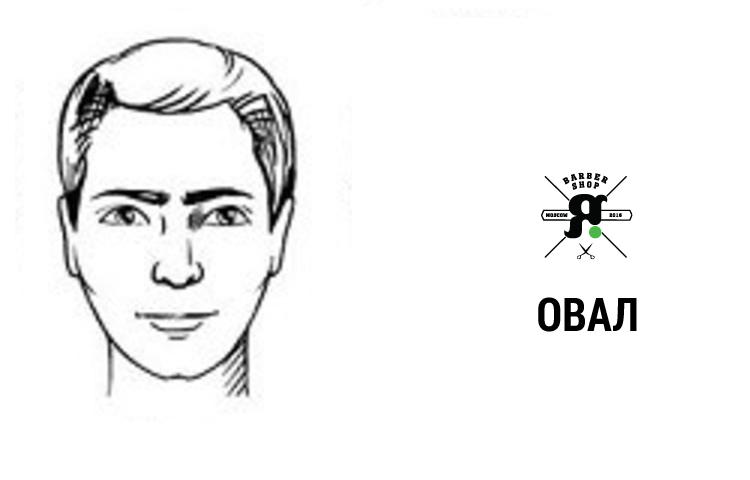 Как правильно подобрать мужскую стрижку-лицо Овал