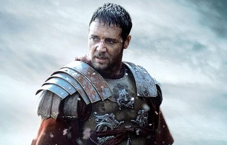 Мужская стрижка Цезарь