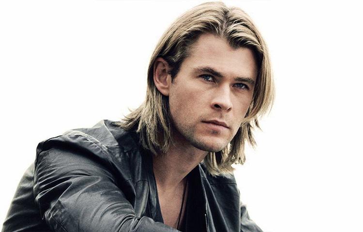 Мужские стрижки для длинных волос