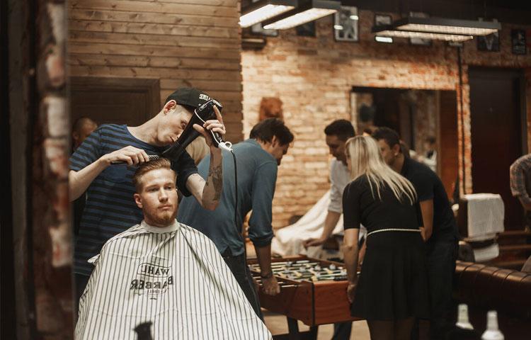 Барбершоп Я в Москве дает новый имидж с бородой