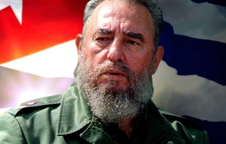 Барбершоп Я в Москве дает новый имидж с бородой - Фидель Кастро