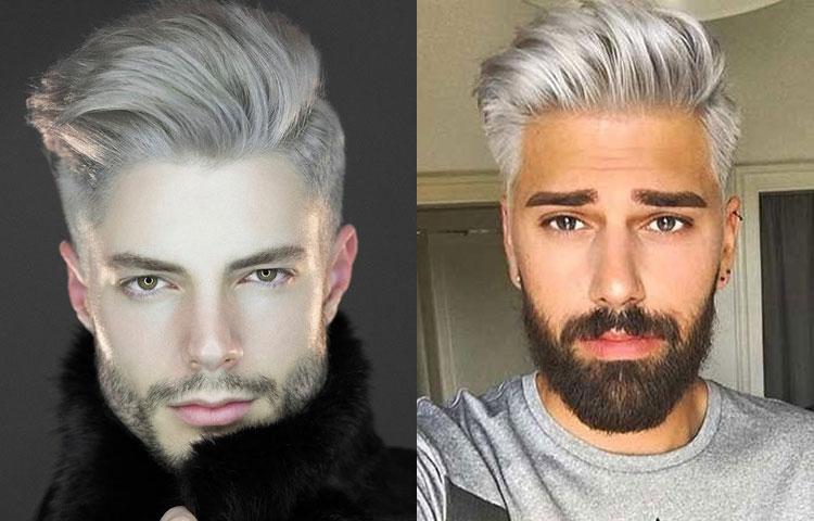 В какой цвет мужчинам стоит красить волосы на 2020 год?