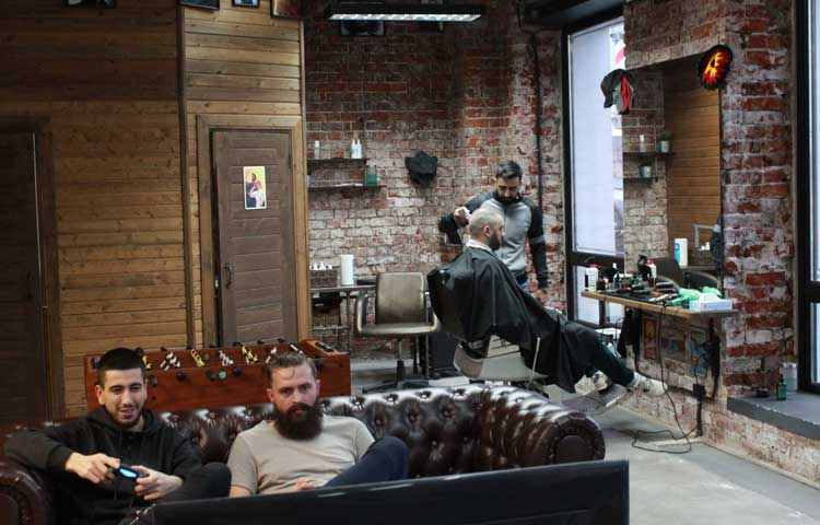 Франшиза мужской парикмахерской в твоем городе: учим азам бизнеса