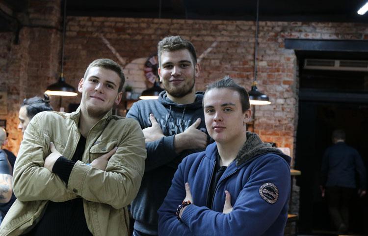 Барбершоп Я на Гиляровского – лучшие стрижки для мужчин!