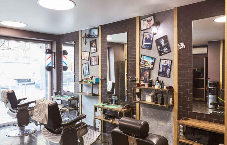 Мужская парикмахерская или барбершоп?