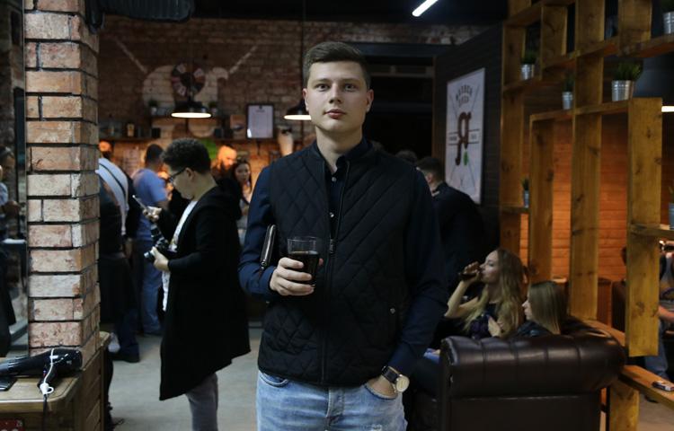 Все в barbershop Я или Москва для стильных парней