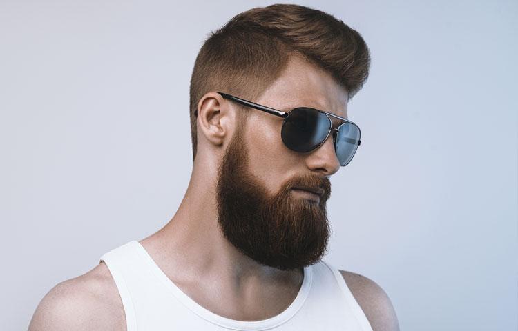 Как коррекция бороды поможет «исправить» форму квадратного лица