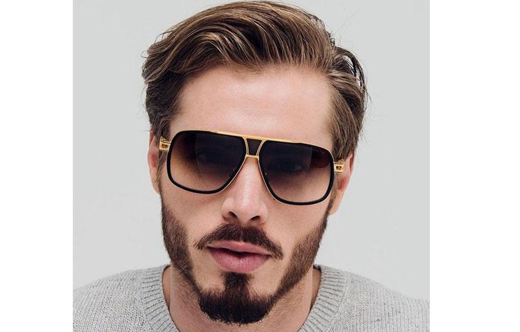 Как коррекция бороды поможет «исправить» форму треугольного лица