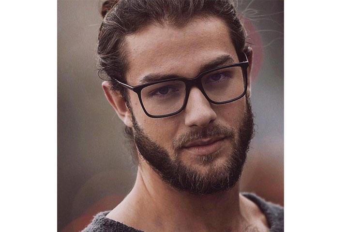 Как коррекция бороды поможет «исправить» форму ромбовидного лица