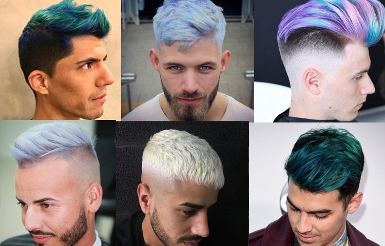 Сколько стоит мужское окрашивание волос и на дому?