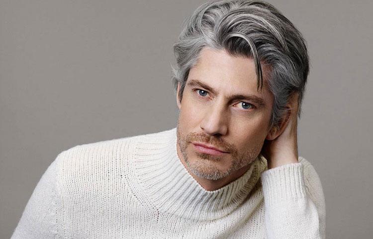Мужское окрашивание волос - цена вопроса?