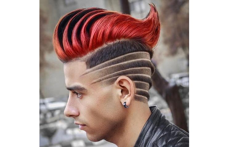 Мужское окрашивание волос: долой естественность!